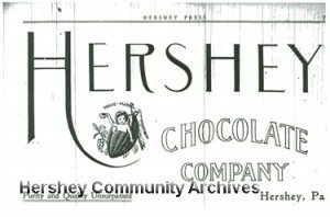 Advertisement, Hershey Press, 5/25/1911
