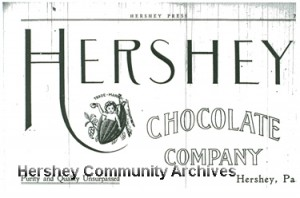 Advertisement, Hershey Press, 5/25/1911