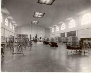 Hershey Museum, Interior