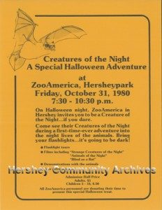 """""""Creatures of the Night"""" was first presented on October 31, 1980"""
