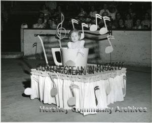 Hershey Park Baby Parade, ca.1950-1960