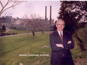 Richard A. Zimmerman. CEO, Hershey Foods Corporation. 04/1991