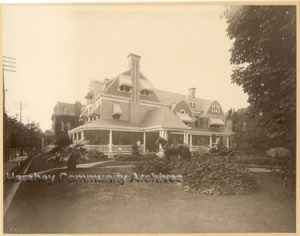 222 South Queen Street, Lancaster, PA. ca.1900