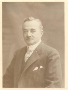 Milton S. Hershey, 1910