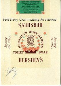Hershey's Rose Garden Soap, 1939-1952