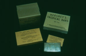 Packaging for the Ration D bar, ca.1942