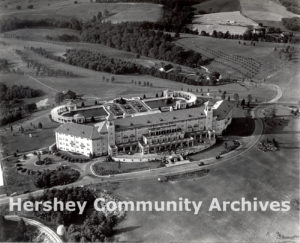Hotel Hershey, August 19, 1935