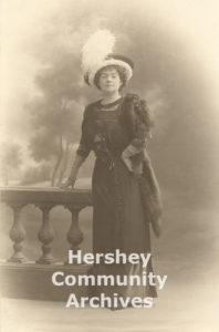 Catherine Hershey, 1910