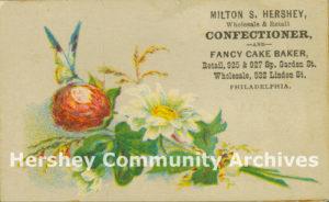 Business card, ca. 1879-1881