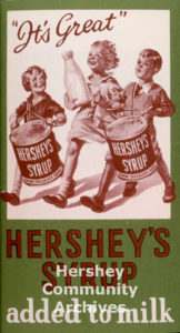 Hershey's Syrup recipe pamphlet, ca. 1936-1945