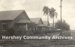 Seventh Street, Central Hershey, Cuba, 1920