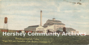 Central Hershey sugar mill, ca. 1918