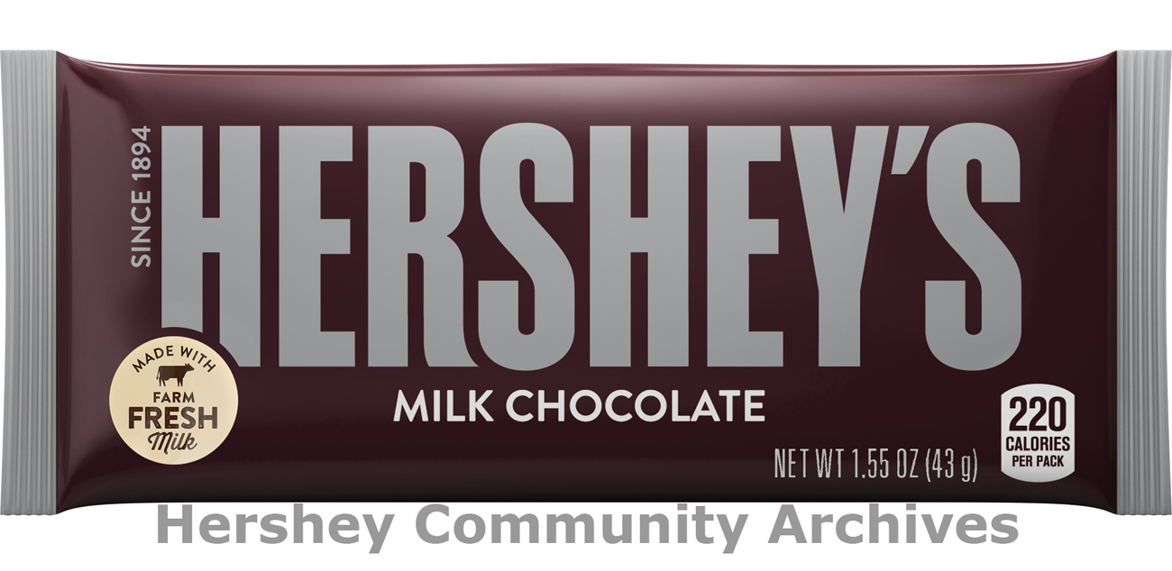 hershey u2019s milk chocolate  bar wrappers over the years