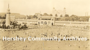 Hershey Park Swimming Pool, ca. 1929-1935