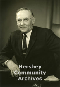 D. Paul Witmer, ca. 1949-1959