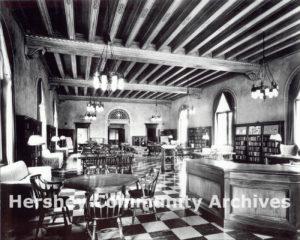 Hershey Public Library, Community Building, ca. 1933-1960