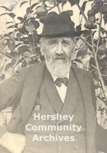 Henry Hershey, 1900