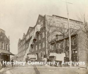 Lancaster Caramel Company, ca. 1896-1900