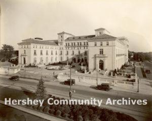Hershey Community Building, 1933