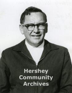 Harry Williamson, manager of Hershey Air Park, ca. 1951-1973