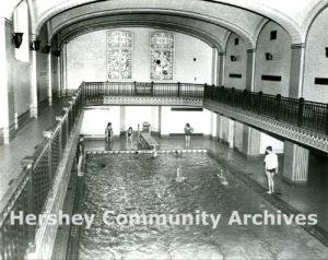 Swimming Pool, Community Center