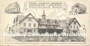 Y.W.C.A. (future Hershey Women's Club), ca. 1912-1918