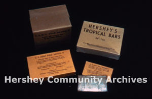 Packaging for the Ration D bar, ca. 1942