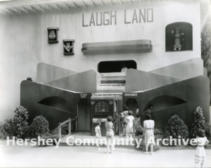 Death Valley was remodeled and renamed Laugh Land in 1940.