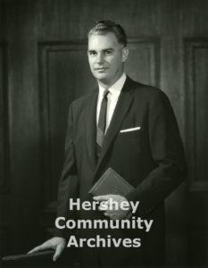 William E. Dearden, ca. 1955-1960