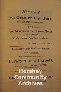 Lancaster PA – Hershey Community Archives