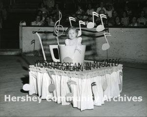 Hershey Park Baby Parade, ca. 1950-1960