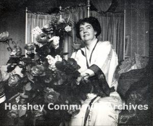 Catherine Hershey, ca. 1914