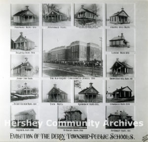 Evolution of Derry Township Public Schools, 1880-1914