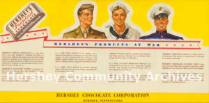 Hershey Chocolate Corporation pamphlet,