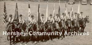 PA State Police Academy, Annual Rodeo, ca. 1960-1970