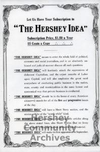 Hershey's Progressive Weekly, page 10, July 10, 1913