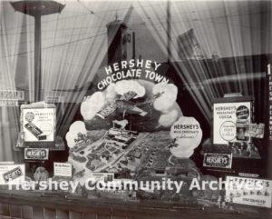 Window display, ca. 1930-1932