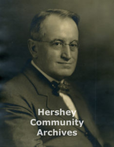 John Snyder, legal counsel to Milton S. Hershey. ca. 1915-1930