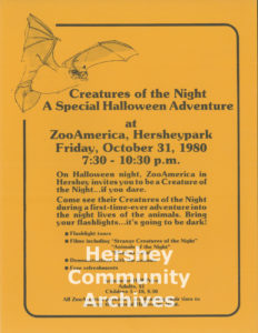 """""""Creatures of the Night"""" was first presented on October 31, 1980."""
