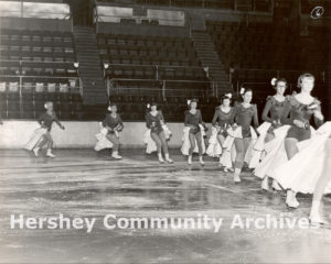 Hershey Skating Club, Winter Carnival, 1959