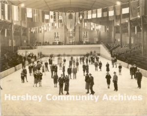 Hershey Ice Palace, ca. 1931-1935
