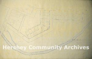 Plan 'A' Trinidad Avenue, ca. 1903