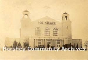 Hershey Ice Palace, ca.1935