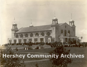 Hershey Convention Hall, 1915
